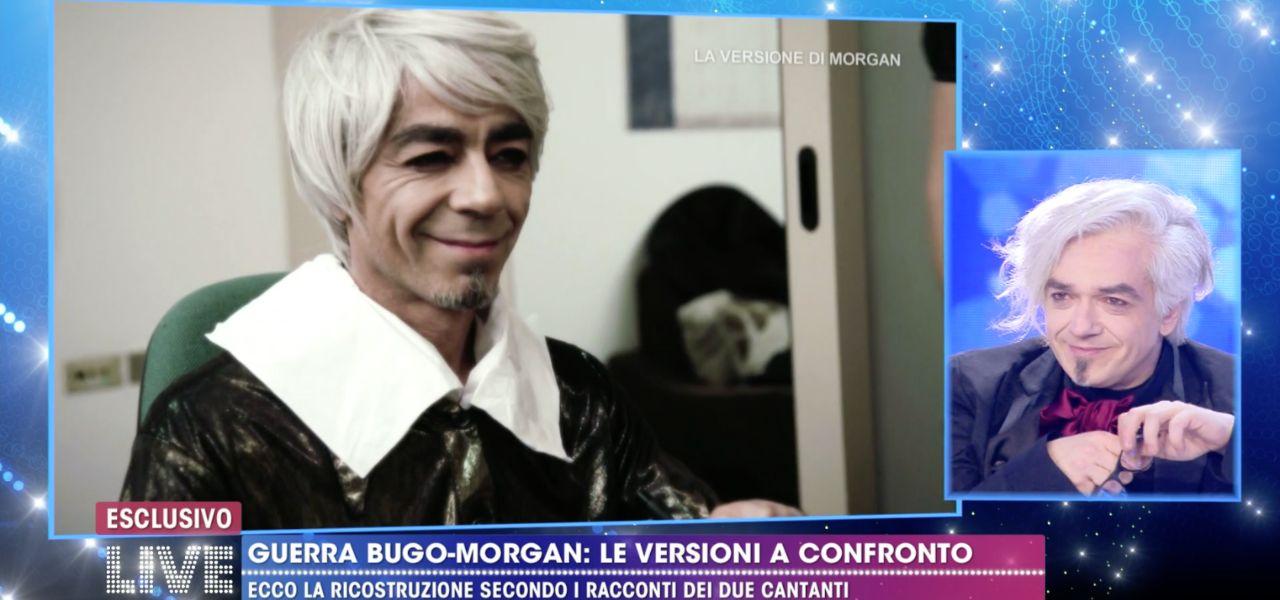 morgan bugo docufiction live