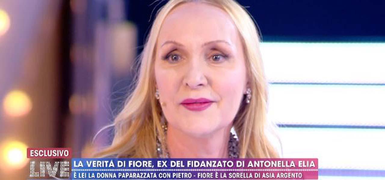 """FIORE ARGENTO/ Video """"Pietro Delle Piane? Non ho chiamato io i ..."""