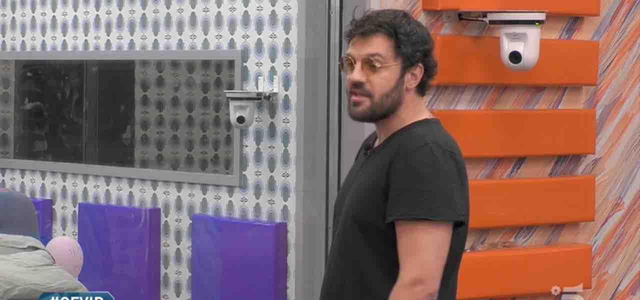 Luca Zocchi, marito di Fernanda Lessa