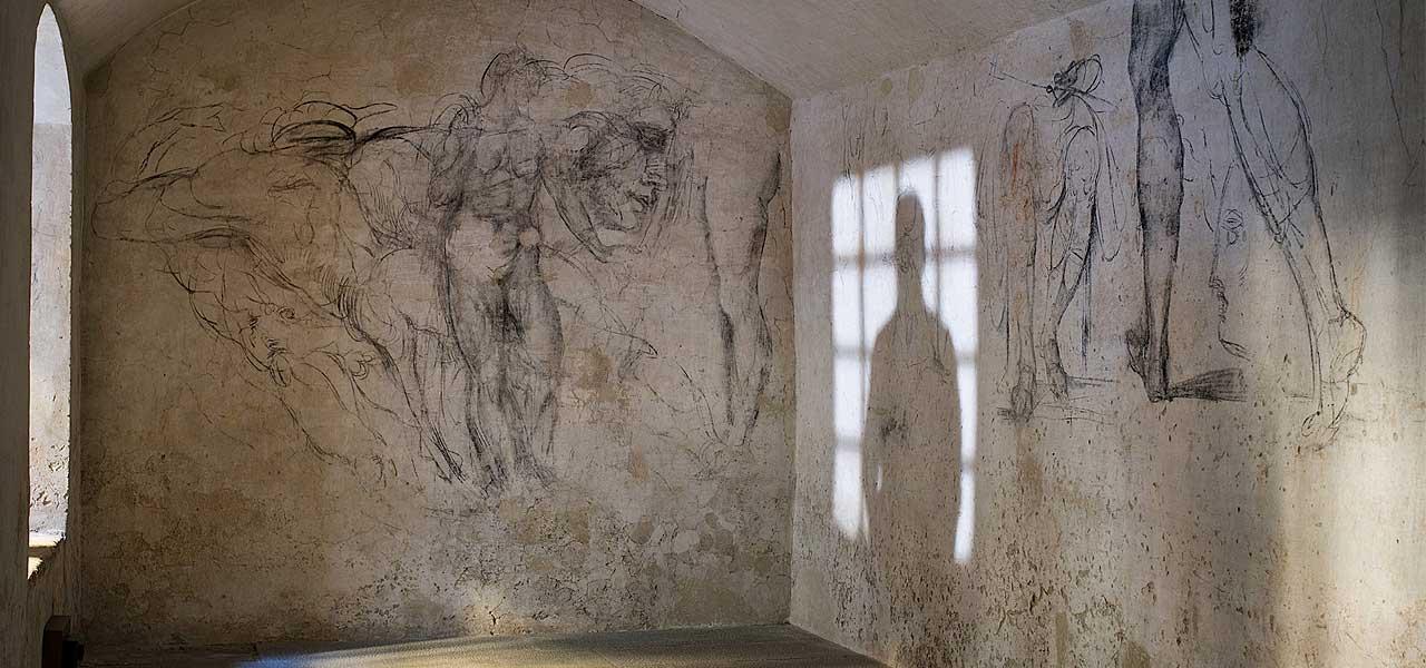 La stanza segreta di Michelangelo