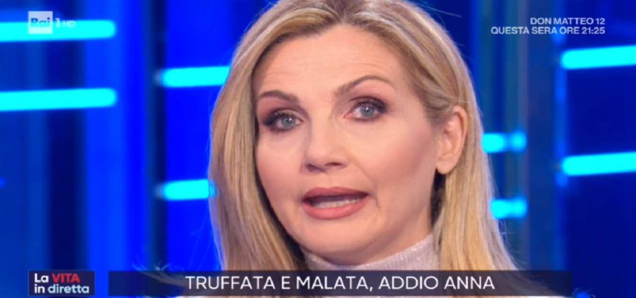 anna molli lorella cuccarini alessandro proto