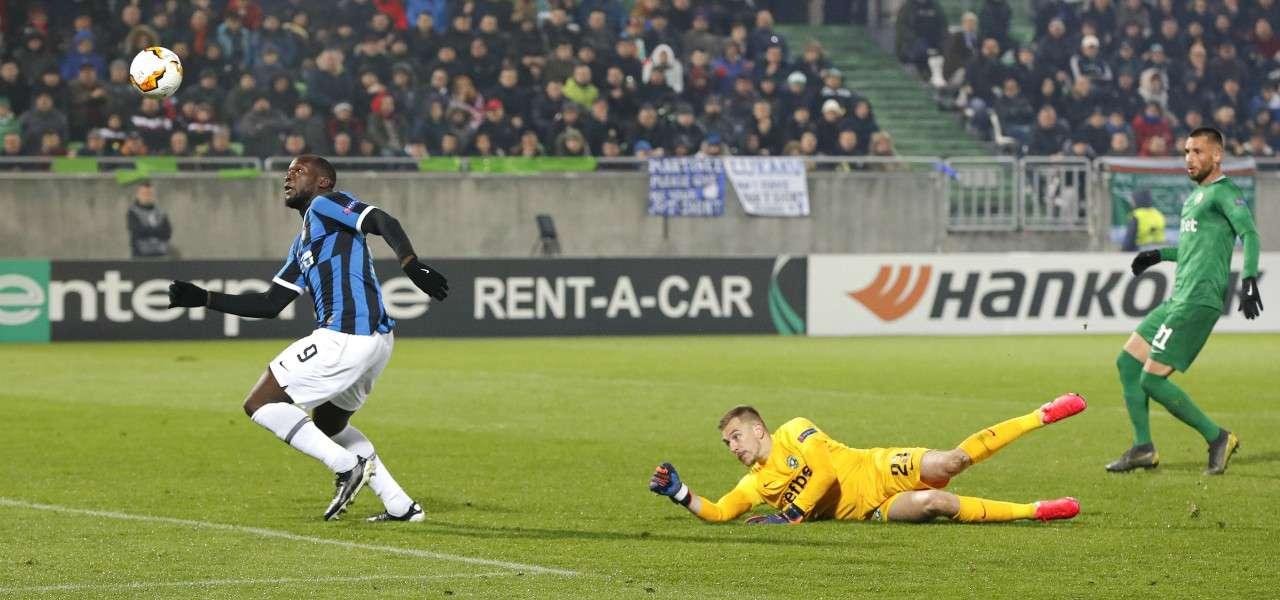 Lukaku Iliev Inter Ludogorets lapresse 2020