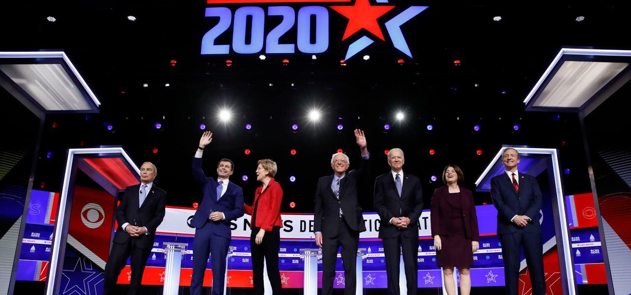 Primarie Usa 2020
