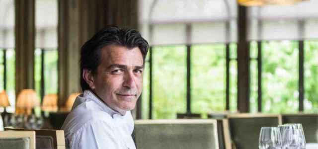 Yannick Alléno chef