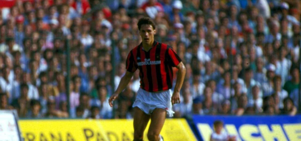 Marco Van Basten Milan lapresse 2020
