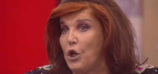 Patrizia De Blanck al Grande Fratello Vip (foto: YouTube)