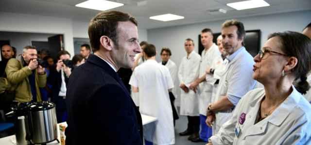 francia coronavirus macron lapresse1280 640x300