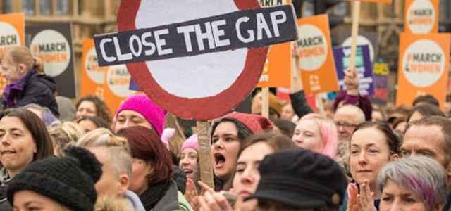 Il gap gender delle donne