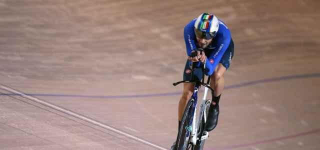 Filippo Ganna Italia ciclismo pista