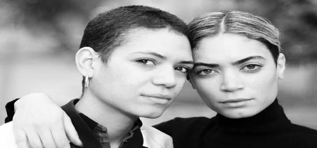 elodie di patrizi sorella lescbica instagram min