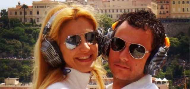 Adriana Volpe e Roberto Parli (foto: Instagram)