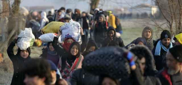 immigrazione migranti grecia 1 lapresse1280 640x300