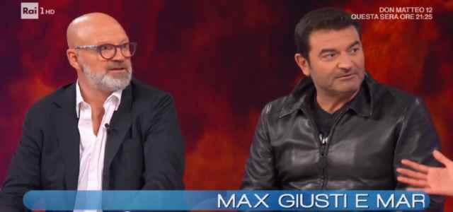 Marco Mazzocchi e Max Giusti a Vieni da me