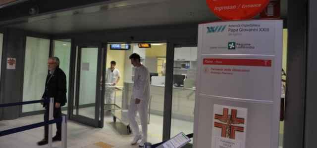 Ospedale Bergamo test