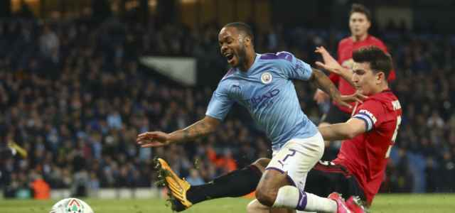 Sterling Maguire Manchester City United lapresse 2020 640x300