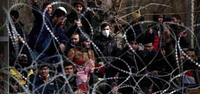 Fuga migranti verso la Grecia