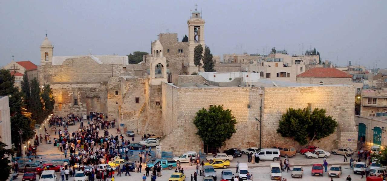 Basilica Betlemme