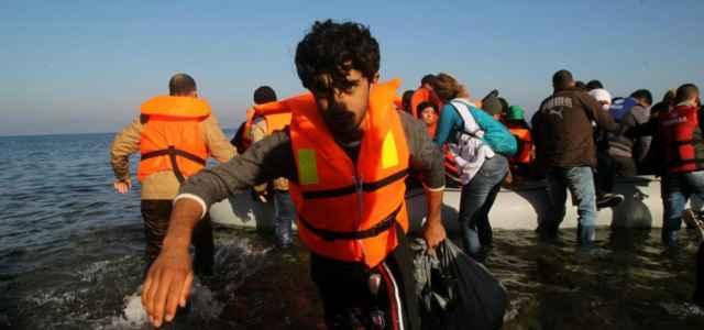 immigrazione migranti grecia 2 lapresse1280 640x300