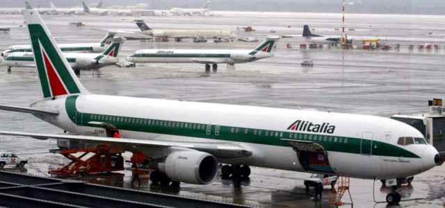 Voli Alitalia
