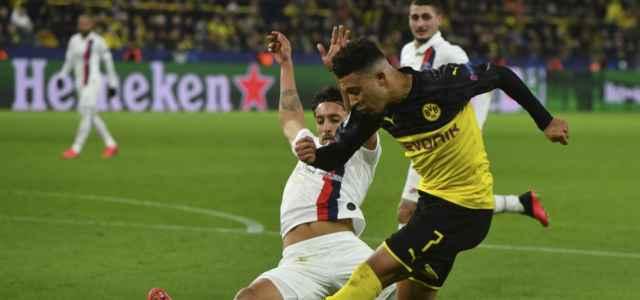Sancho Marquinhos Dortmund Psg lapresse 2020 640x300