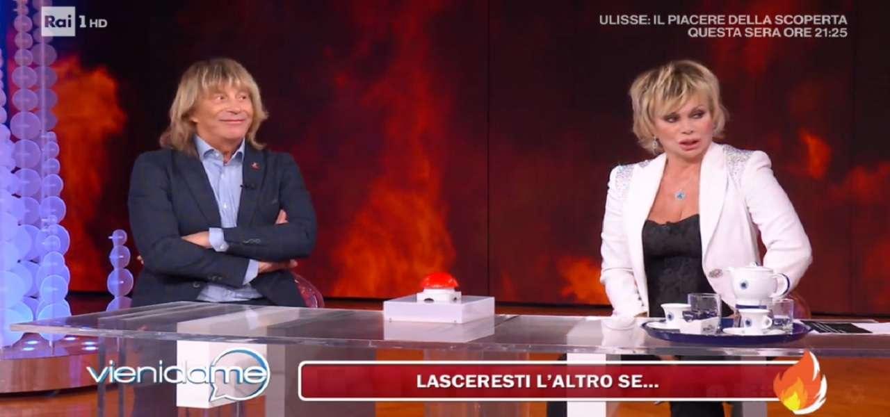"""CARMEN RUSSO ENZO PAOLO TURCHI/ """"Ecco come ci ..."""