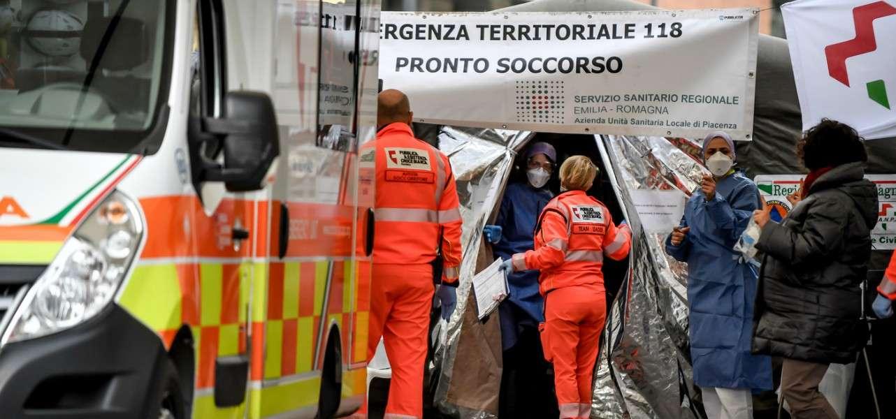 coronavirus sanita italia 1 lapresse1280