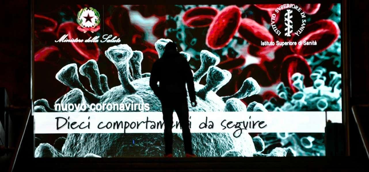 coronavirus italia 17 lapresse1280