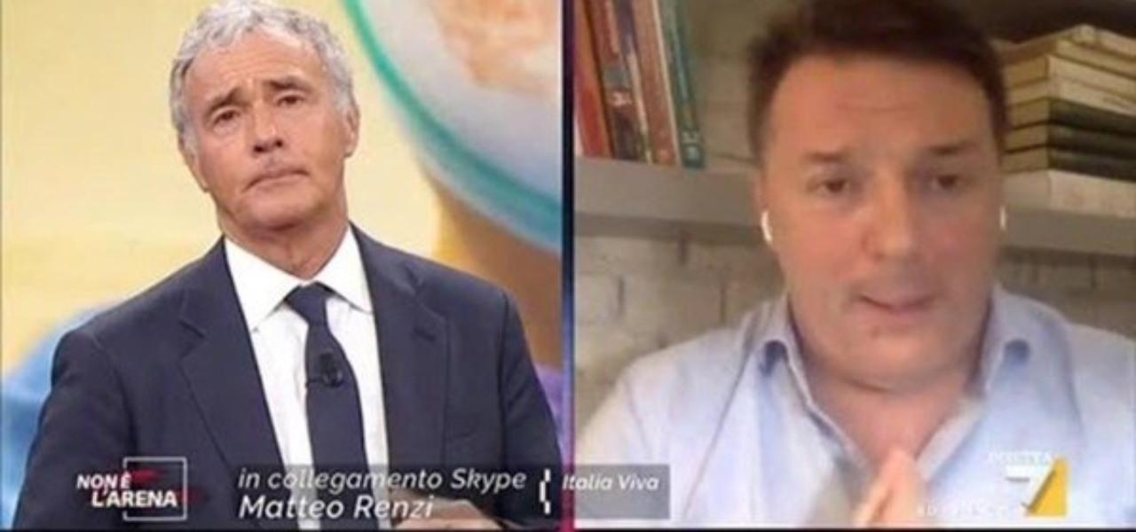 Scontro Giletti-Renzi