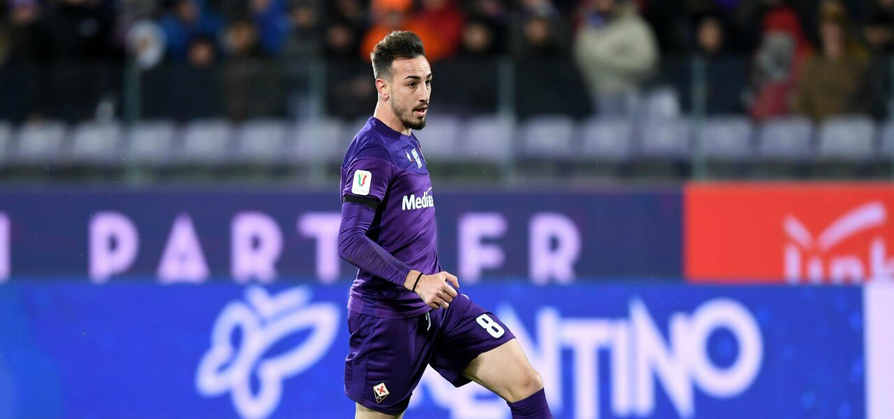 Gaetano Castrovilli Fiorentina viola lapresse 2020