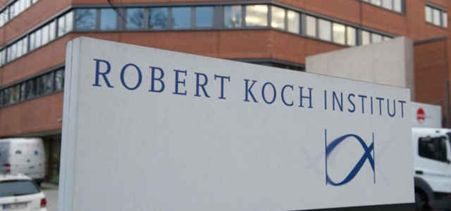 Robert Koch Institut Bier