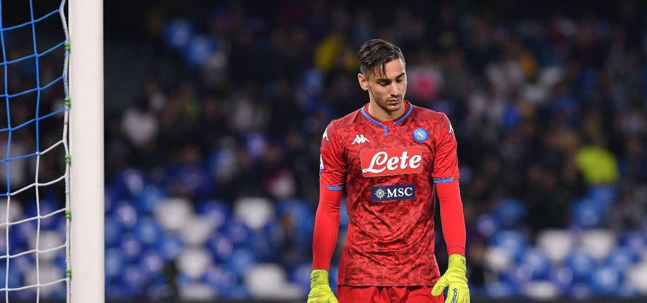 Calciomercato Napoli/ L'Inter chiede Meret, ma per ADL il portiere ...