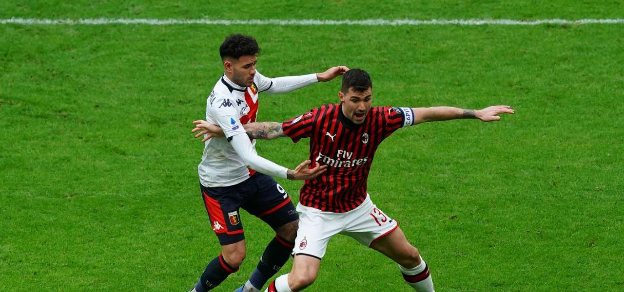 DIRETTA MILAN GENOA/ Video streaming tv: all'andata fu ...