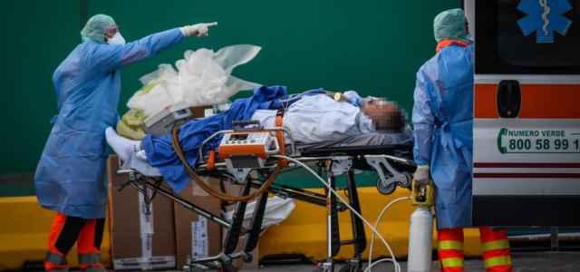 Coronavirus infermiera