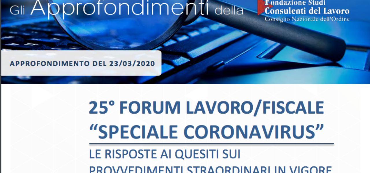 decreto cura italia, consulenti lavoro