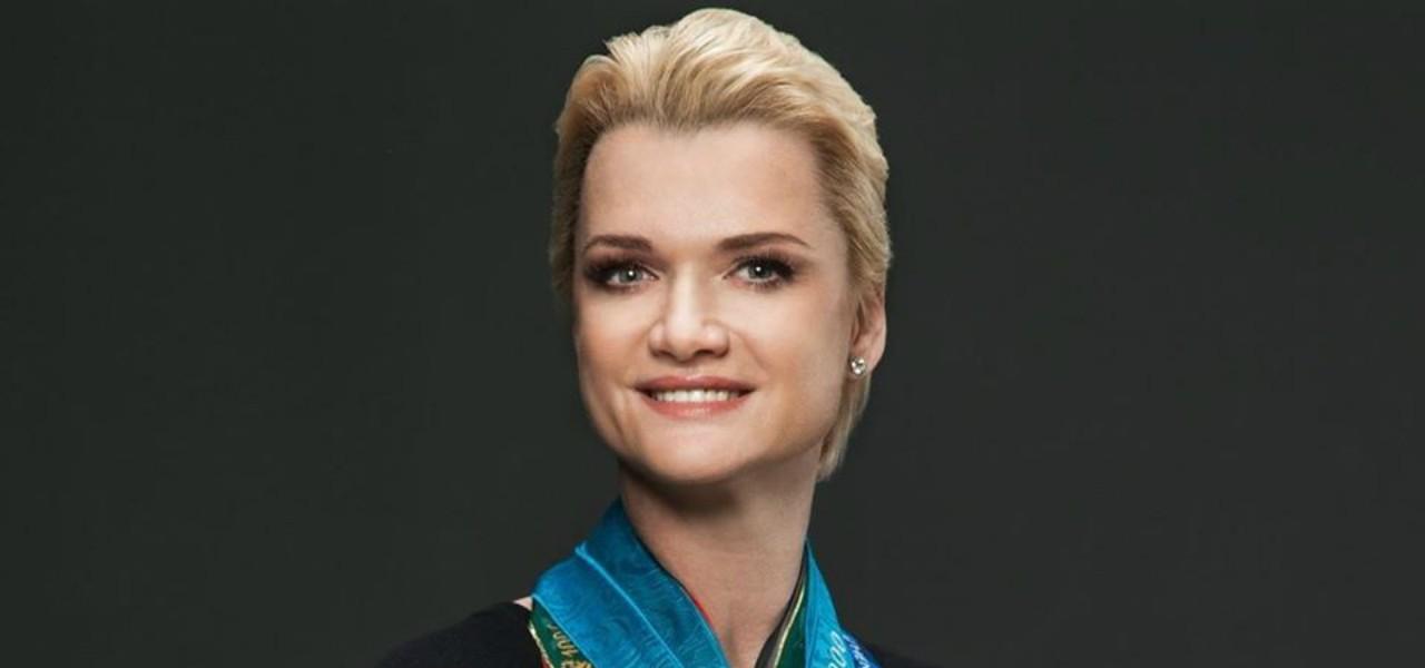 Svetlana Khorkina Facebook 2020