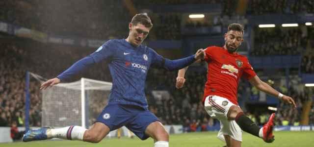Christensen Bruno Fernandes Chelsea Manchester United lapresse 2020 640x300