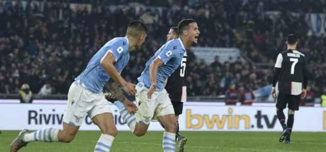 Luiz Felipe gol Lazio Juventus lapresse 2020 640x300