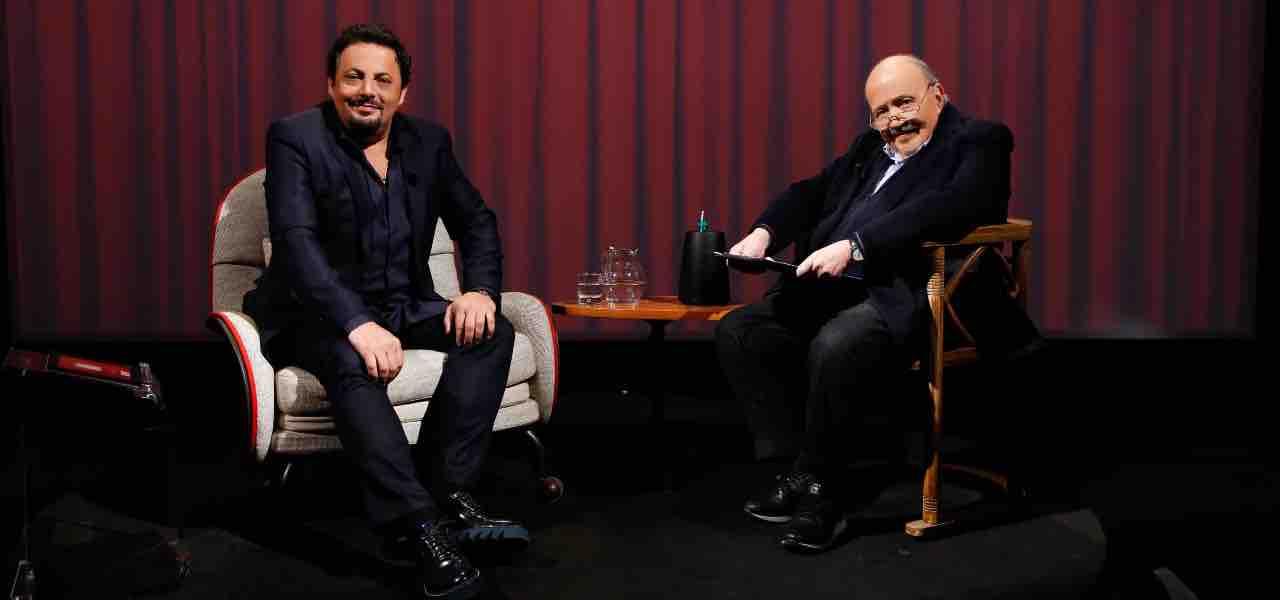 Enrico Brignano a L'Intervista