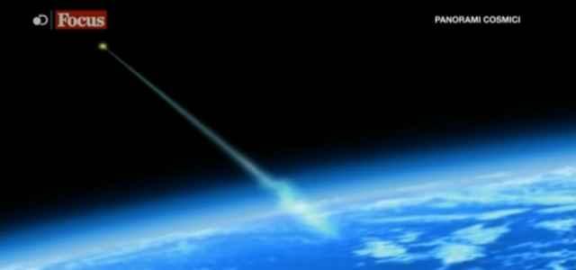 NASA BBC New raggi cosmici