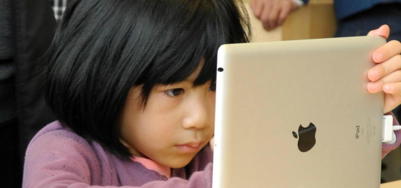 scuola bambina computer apple lapresse1280