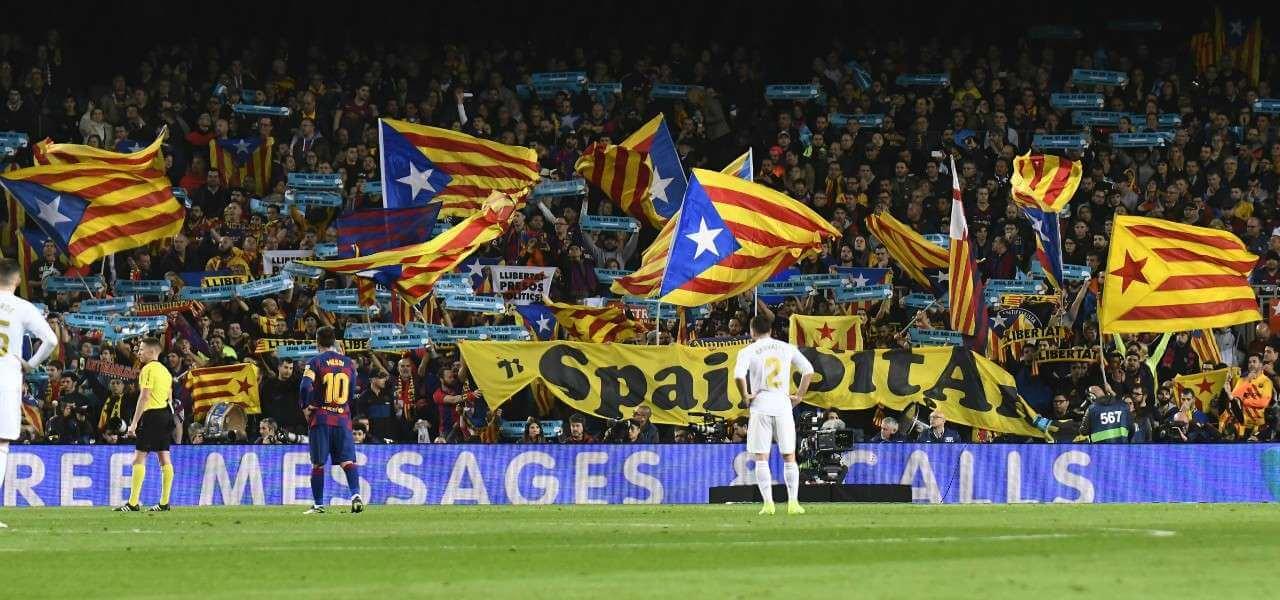 Real Madrid Barcellona Camp Nou lapresse 2020