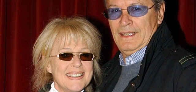 Loretta Goggi e Gianni Brezza