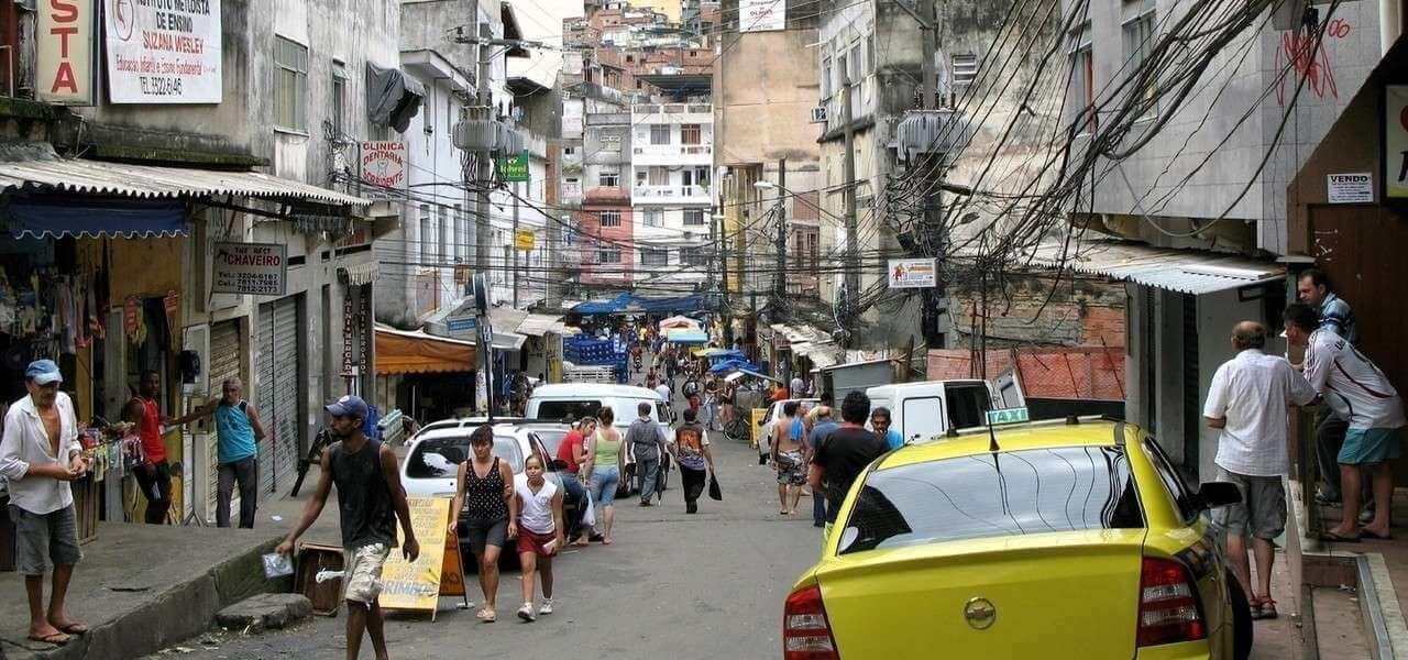 Favela Rocinha Rio Lapresse1280