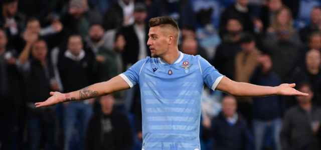 Milinkovic Lazio perplesso lapresse 2020 640x300