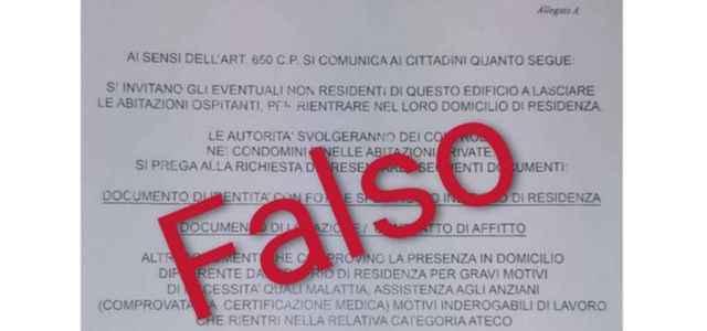 falso volantino coronavirus 640x300