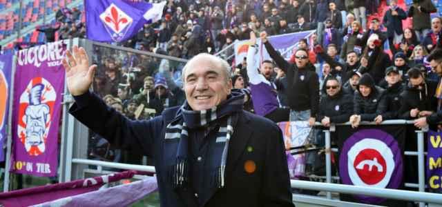 Rocco Commisso Fiorentina tifosi lapresse 2020 640x300