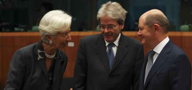 Gentiloni e Bce