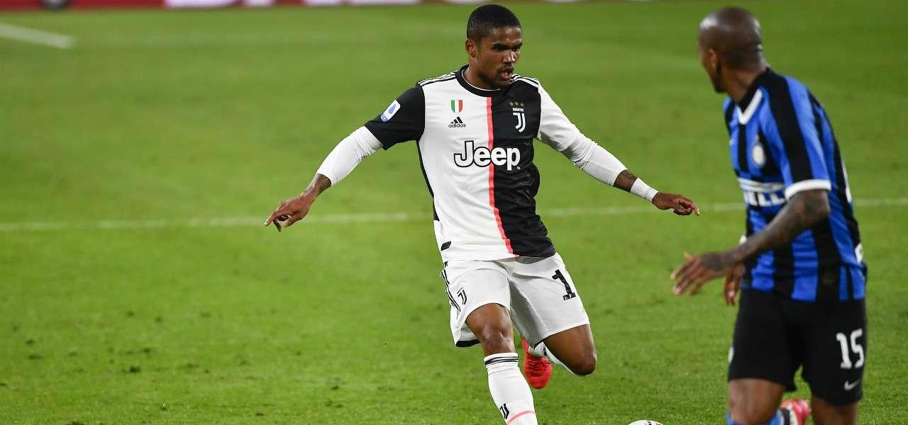 Douglas Costa Juventus Inter lapresse 2020