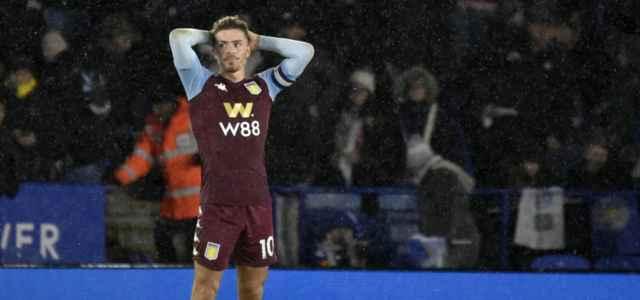 Jack Grealish Aston Villa delusione lapresse 2020 640x300