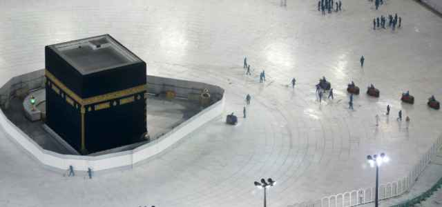 La Mecca moschea lapresse 2020 640x300